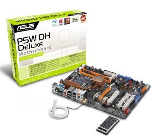 ASUS P5K3 Deluxe/WiFi-AP