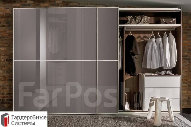 Система для дверей шкафа купе