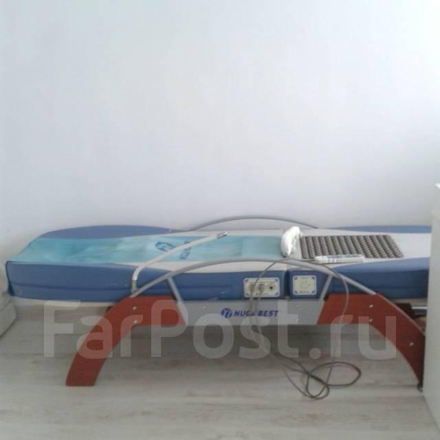 массажные кровати нефритом