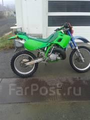 Kawasaki KDX 250. ��������, ���� ���, � ��������