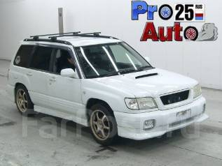 Упор капота. Subaru Forester, SF5 Двигатель EJ20
