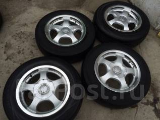 Bridgestone. 6.0x14 100.00x5, 114.30x5