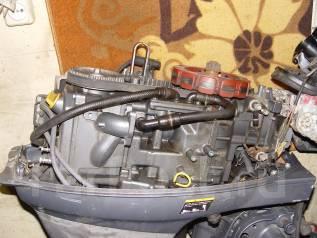 Yamaha. 25,00л.с., 4х тактный, бензин, нога L (508 мм), Год: 2000 год