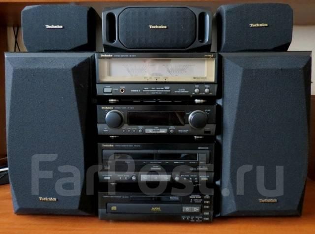 Купить музыкальный центр Technics SC-EH79
