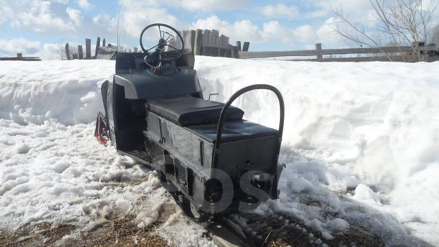 Продам самодельные снегоболотоход