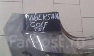 Бампер. Volkswagen Golf