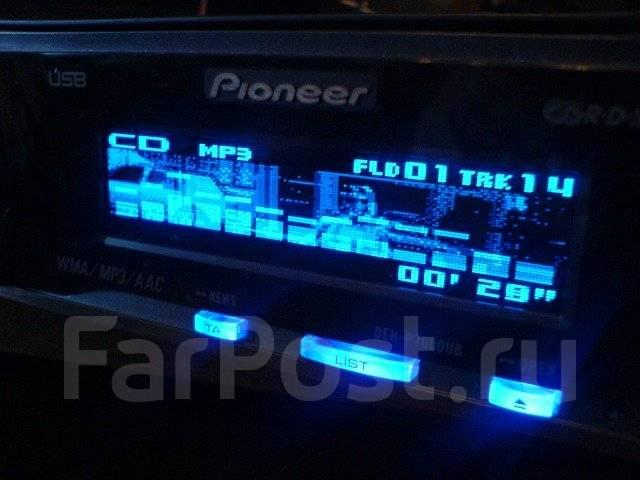 Pioneer DEH-P6050UB Pioneer