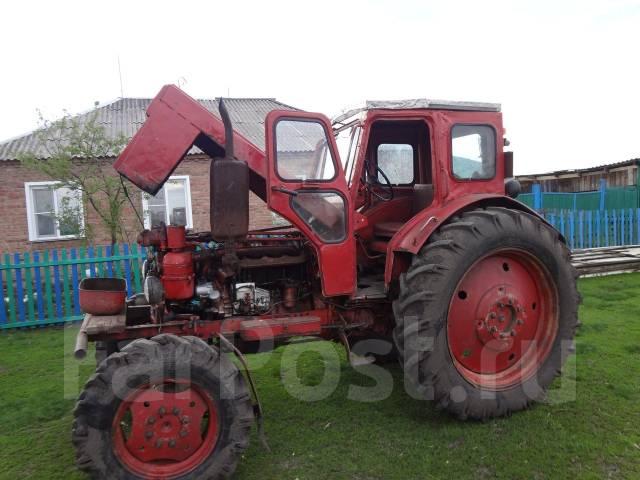 Установка Д 240 на трактор Т-40АМ - Трактор. Тракторный форум
