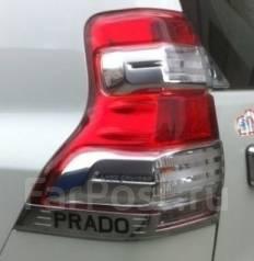 Накладка на стоп-сигнал. Toyota Land Cruiser Prado