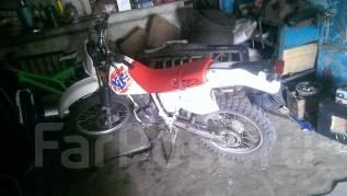 Honda XLR 125. ��������, ���� ���, � ��������