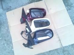 Зеркало заднего вида боковое. Mazda Eunos 500, CA8PE Двигатель K8ZE
