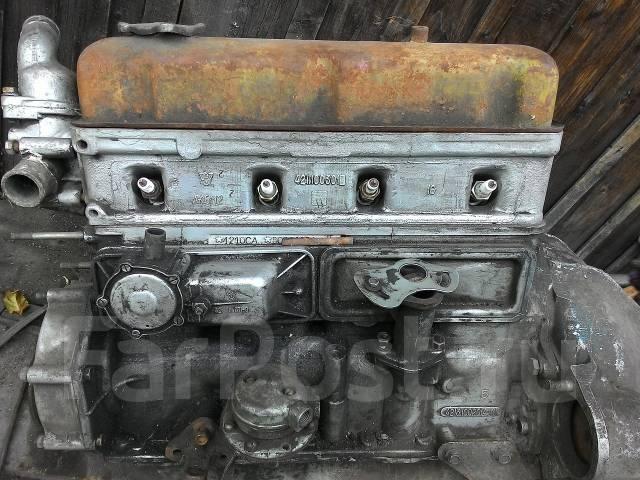 Автомобильные двигатели УМЗ-421 - Ульяновский