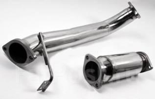 Даун-пайп. Nissan Silvia, S14 Двигатель SR20DET