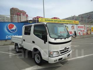 Toyota ToyoAce. ������� ��������� Toyota Toyoace 2008� 4WD �/�, 3 000 ���. ��., 1 500 ��.