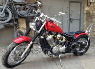 Honda Steed 400. ��������, ���� ���, ��� �������