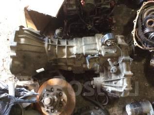 Механическая коробка переключения передач. Toyota Town Ace, CR30G Двигатель 2CT