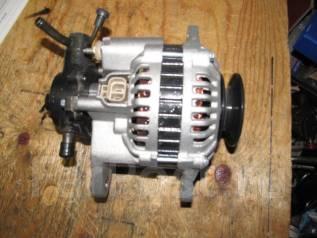 Генератор. Nissan Vanette Nissan Vanette Van Двигатель LD20