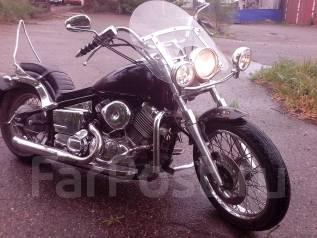 Yamaha DragStar XVS 400. ��������, ���� ���, � ��������