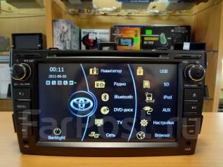 ������������� Toyota Corolla/Axio/Fielder-GPS/DVD/3G/USB/SD. ��������.