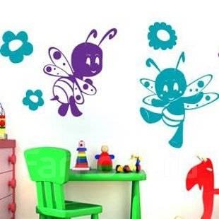 Трафареты детские для оформления стен в детском саду своими руками