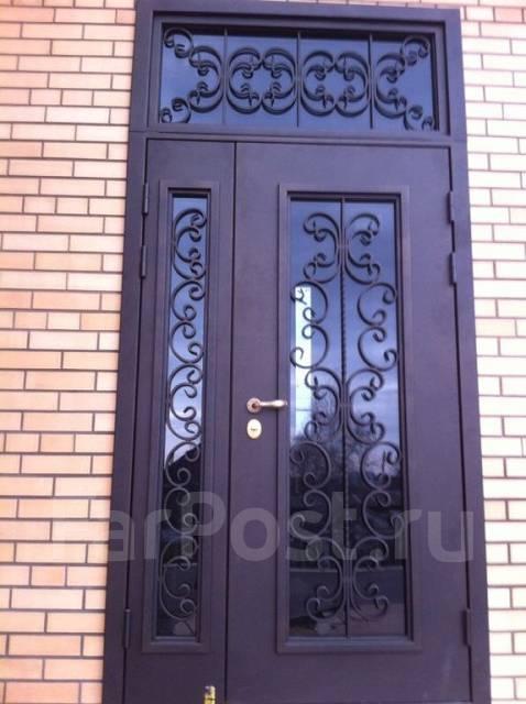 входная металлическая дверь юбилейный