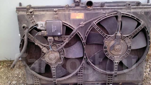 охлаждения радиатора.