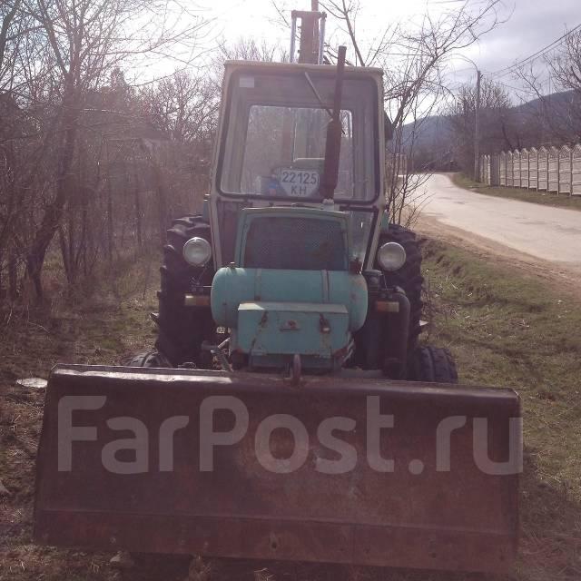 Купить трактор БУ - Симферополь