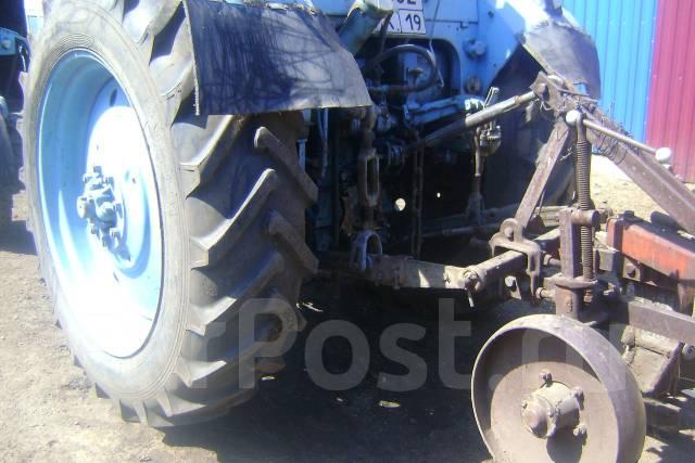 Продается Трактор МТЗ - 80 в Абакане