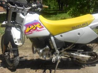 Suzuki DR 250. ��������, ���� ���, � ��������