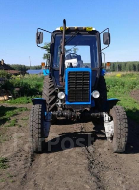 Трактор мтз-82.1 в городе Новосибирске. Цена 185 рублей