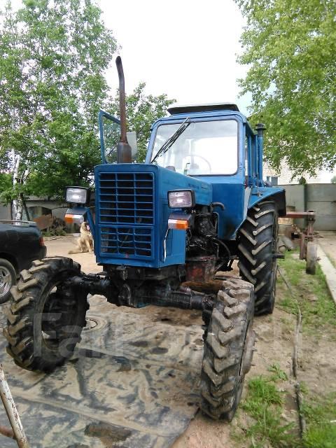 AUTO.RIA – MT-3 80 1983 года в Украине - купить МТЗ 80.