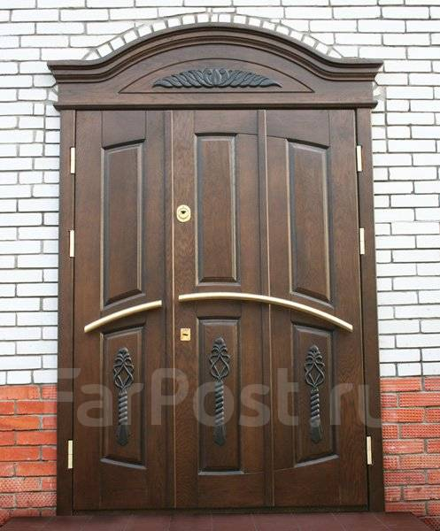 дверь металлическая на заказ павловский посад