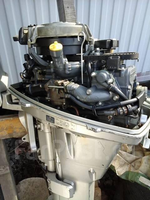 Мотор подвесной yamaha 60 1999