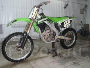 Kawasaki KX 250F. ��������, ���� ���, � ��������