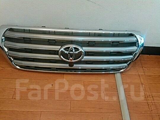 Решетка радиатора. Toyota Land Cruiser, 200