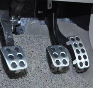 Накладка на педаль. Ford Kuga Ford Focus