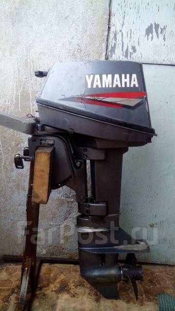 лодочный мотор ямаха 5лс 2х тактный