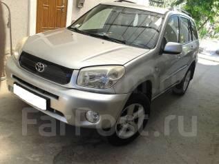 Toyota RAV4. ACA21, 1AZFE. ��� �����
