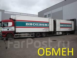 Scania R. ������ ������-������������ Scania 124R/400, 11 700 ���. ��., 25 000 ��.