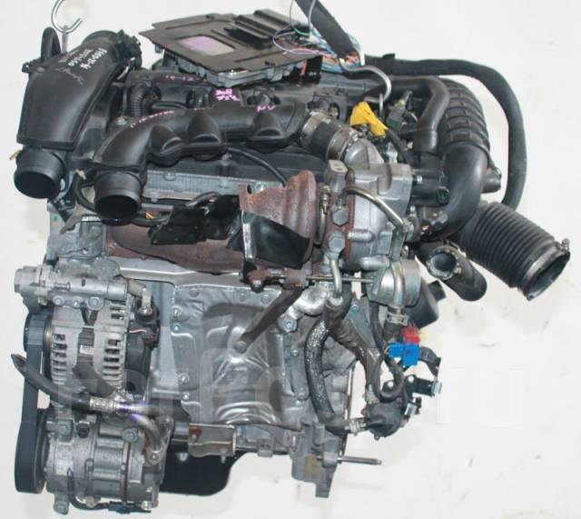 Двигатель на peugeot 308