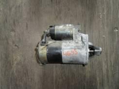 Стартер. Mitsubishi Pajero iO, H66W Двигатель 4G93