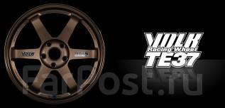 RAYS VOLK RACING. 6.0x13, 4x100.00, 5x100.00, 4x114.30, 5x114.30, ET38. Под заказ