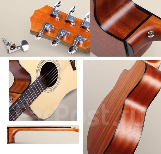 Гитара акустическая слушать