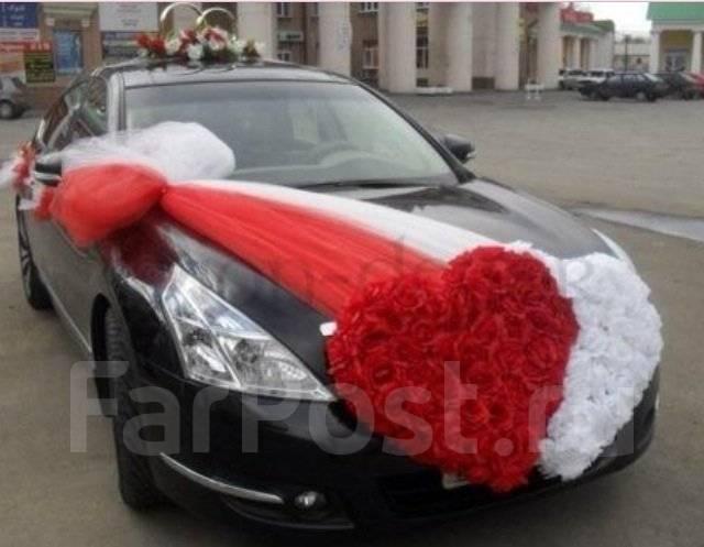 Как сделать украшения на свадебные машины своими руками фото