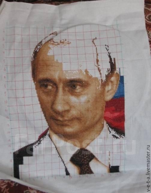 Вышивка крестом портреты 82