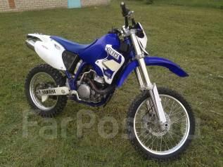 Yamaha WR. ��������, ���� ���, ��� �������