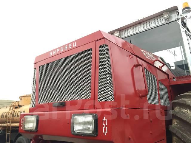 Трактор К-744 технические характеристики, видео, фото.