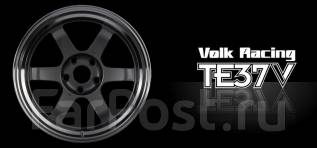 RAYS VOLK RACING. 8.5x17, 4x100.00, 4x114.30, 5x114.30, ET-6, ЦО 73,1мм. Под заказ