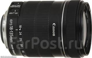 Продам объектив Canon EF-S 18-135mm f/3.5-5.6 IS. Для Canon
