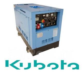 Агрегат сварочный 400А, 2 поста, 12 кВт (Kubota) Аренда